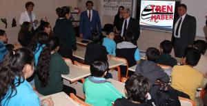 Adana'da TCDD'den Sosyal Sorumluluk Projesi
