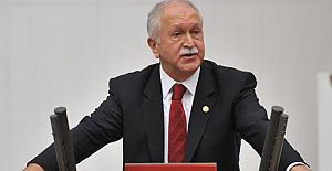 CHP'li Bektaşoğlu Karadeniz demiryolu projesinin güzergahını sordu