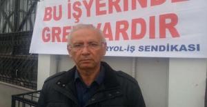 Demiryol-iş şimdide İzmir Metro çalışanları için masada