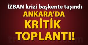 İZBAN krizi Ankara'ya taşındı