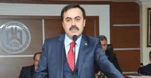 Konya Lojistik Merkezi ile Anadolunun Lojistik Üssü Olacak