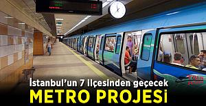 Küçükçekmece - Çatalca metro hattı için proje ihalesine çıkılıyor