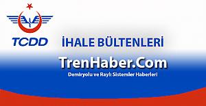 TCDD İzmir 3. Bölge Müdürlüğü Hemzemin Geçit Onarım ve Bakım İhalesi