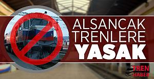 Alsancak TCDD Trenlerine Kapatıldı!