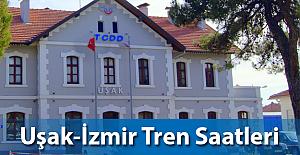 Uşak-İzmir Tren Saatleri 2018 Güncel