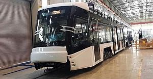 Akçaray tramvayının testleri başladı!