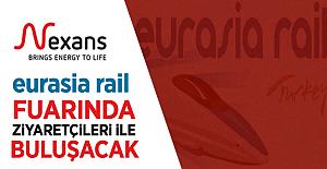 Nexans, Eurasia Rail 2017 Fuarı'nda ziyaretçileri ile buluşacak