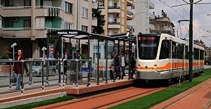16 Nisan'da Gaziantep'te Tramvay Ücretsiz Olacak