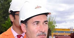 """Cumhuriyet Üniversitesi Rektörü Yıldız, """"Tüdemsaş Sivas'ın 3 markasından biri"""""""