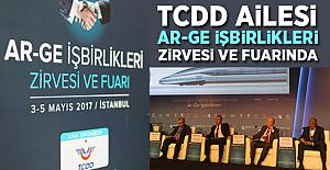 TCDD Ailesi AR-GE İşbirlikleri Zirvesi ve Fuarında