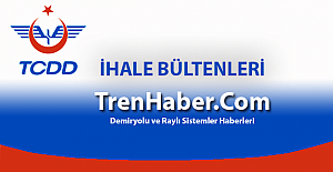 TCDD Ankara YHT Bölge Müdürlüğü 10.000 m3 Balast İhalesi