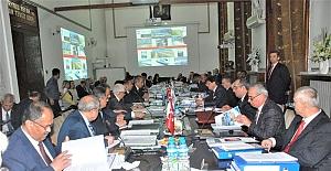 TCDD'de KİT Alt Komisyonu Toplantısı Yapıldı