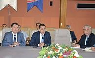 TCDD İzmir 3. Bölge Müdürlüğü'nde Yatırım Yönetim Sistemi Toplantısı Gerçekleştirildi