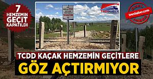 TCDD Kaçak Hemzemin Geçitlere Göz Açtırmıyor! 7 Geçit Kapatıldı