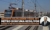Tümer: Adana'yı Metro Kambrurundan Kurtarın
