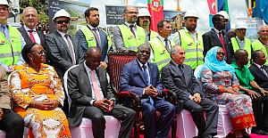 Yapı Merkezi, Doğu Afrika'nın en hızlı tren hattını inşa ediyor