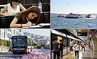 İzmir'de LYS için toplu ulaşıma takviye