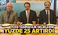 TCDD Taşımacılık gelirlerini yüzde 25 artırdı