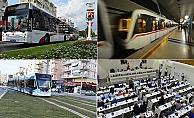 İzmir'de toplu ulaşım 15 Temmuz'da ücretsiz