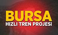 Bursa Bilecik Hızlı Demiryolu Projesi