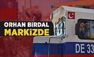 Orhan Birdal İzmir ve Manisa'da lojistik sahalarını inceledi