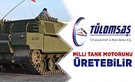TÜLOMSAŞ Milli Tank Motorunu Üretebilir