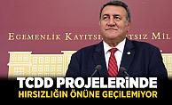 CHP'li Gürer: TCDD Projelerinde Hırsızlığın Önüne Geçilemiyor