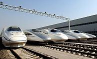 Demiryolu Rekabetinde Avrupa Çin'in Gerisinde