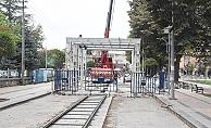 Nostaljik tramvay 2 ay içinde hizmete açılacak