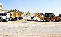 Nusaybin'de demiryolu ıslah projesi başladı