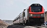 Bakü-Tiflis-Kars demiryolu ile taşınan yük iki katına çıkacak