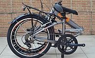 Burulaş'tan bisikletli ulaşıma destek