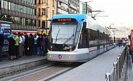 Eminönü - Alibeyköy tramvay hattı için çalışmalar başladı