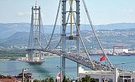 Osmangazi Köprüsü'nden günlük araç geçişi 21 bine ulaştı