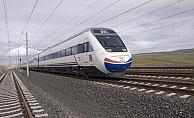 Sivas Hızlı Tren Projesinin Yüzde 85'i Tamamlandı