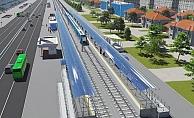 Taşkent metro hattı çalışmaları başladı