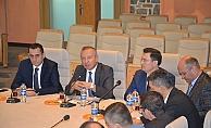TCDD AR-GE Daire Başkanı Aşkın, İzmir Bölge Müdürlüğünü Ziyaret Etti