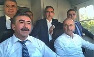 TCDD Genel Müdürü İsa Apaydın, Adana Hattında