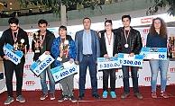 TCDD'nin Satranç Turnuvasında Ödüller Sahiplerini Buldu