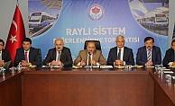 Trabzon Hafif Raylı Sistem için ince eleyip sık dokuyor