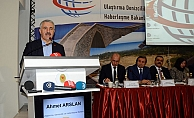 Ulaştırma Çalıştayı Kahramanmaraş'ta yapıldı
