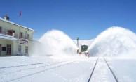 Bakan Arslan: Demiryolları Karla Mücadeleye Hazır