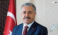 Bakan Arslan: Türkiye en önemli ticaret yolu oluyor