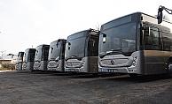 CNG'li otobüsler Düzce'de