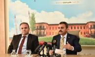 Çorum'da toplu taşımada yeni dönem! 7 Temmuz 2018