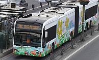 İstanbul'da Metrobüs Beylikdüzü'nden Silivri'ye uzayacak