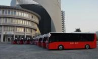 MOTAŞ 10 Yeni Otobüs Aldı