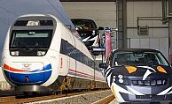 Olgun: Demiryolumuzda var hızlı tren hattımızda yerli otomobile talibiz