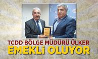 TCDD Malatya 5. Bölge Müdürü Üzeyir Ülker Emekli Oluyor