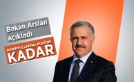 Bakan Arslan: Demiryollarına bugüne kadar 66 milyar TL harcadık